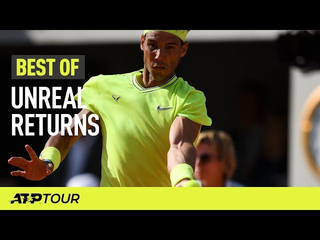 Greatest Returns | THE BEST OF | ATP