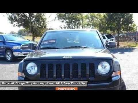2013 jeep patriot temple tx 409021a youtube. Black Bedroom Furniture Sets. Home Design Ideas
