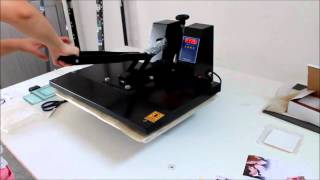 Installing ICC Profile for Epson Sublimation Ink System