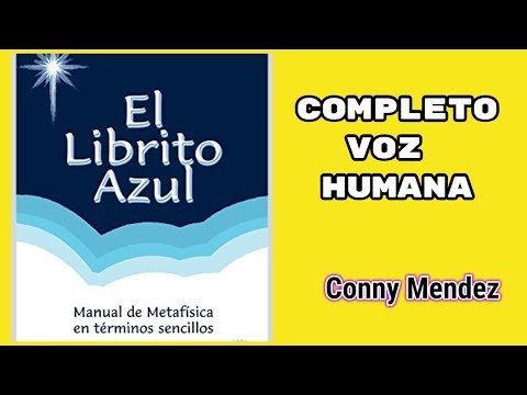 EL LIBRITO AZUL COMPLETO De Conny Mendez