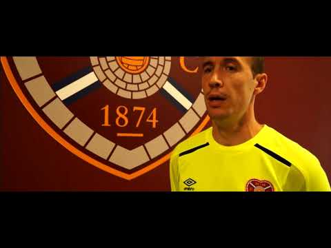 jon Mclaughin interview after signing for hearts