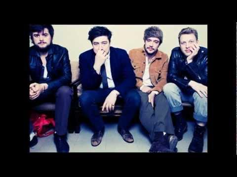 Mumford and Sons - Below My Feet - Lyrics on screen - New Song