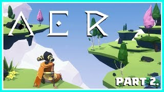 Problox Continues The Journey Of AER Memories Of Old - PC Gameplay Part 2