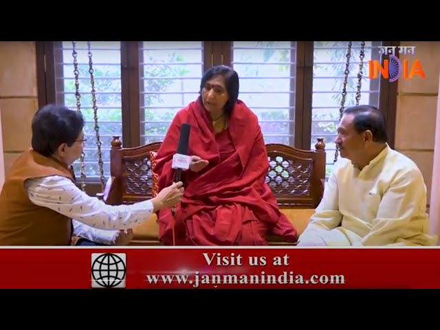 On Record With Sudhir Raval Episode: 3 | Exclusive Interview With Didi Sadhvi Ritambhara