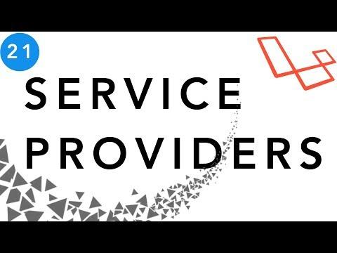 Laravel Beginner tutorial   Laravel Service Provider
