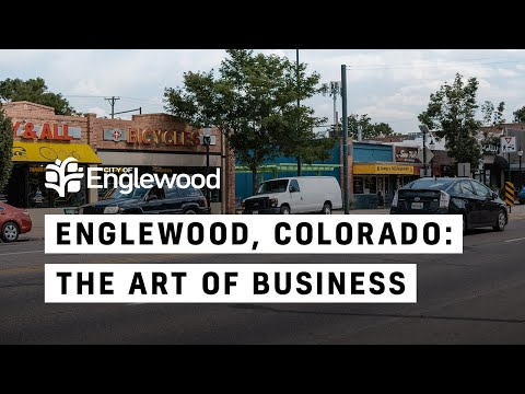 Englewood, Colorado: The Art of Business