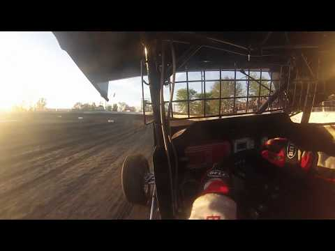 Perricone Hot Laps World of Outlaws Riverside