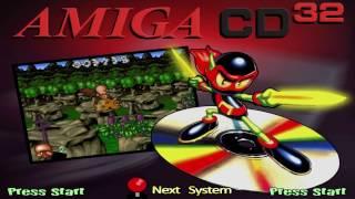 All Commodore Amiga CD32 Games A to Z