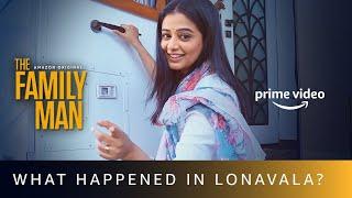 What Happened In Lonavala?   The Family Man Season 2  Manoj Bajpayee, Sharib Hashmi  Amazon Original Thumb