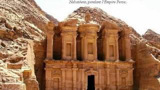Ciudad de Petra  en Jordanie