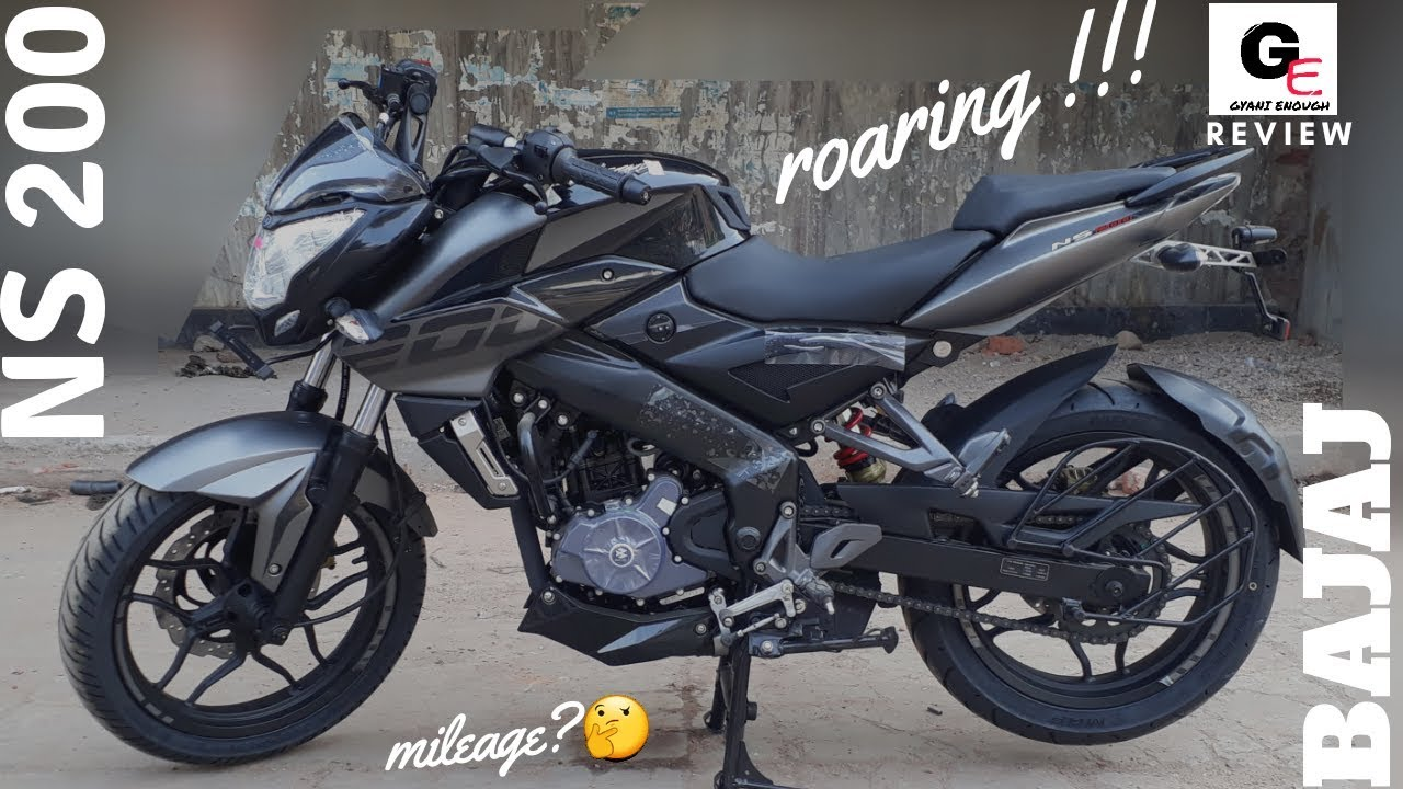 bajaj pulsar ns 200 2018 edition detailed review price