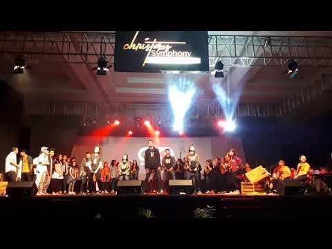 Black Vision - Dance team (Musical Drama) Christmas Symphony 2017