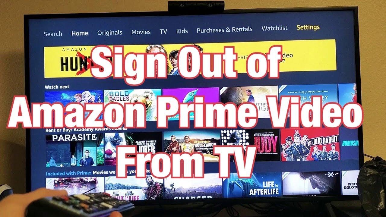Amazon プライム ビデオ テレビ