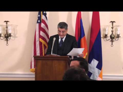24th Anniversary of Nagorno Karabakh's Independence on Capitol Hill