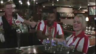 BARMEN AND BARWOMEN OF TGI FRIDAYS