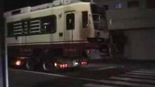 名鉄600v線区車両・豊橋への移送作業01