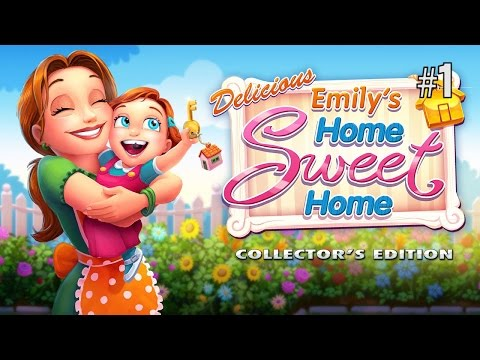 Twitch Livestream | Delicious: Emily's Home Sweet Home Part 1 [PC]