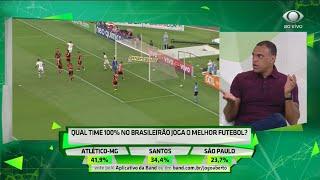Denilson: Pressão no Flamengo é desnecessária
