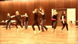 Jonathan Koester Group's Salsa Dance - Confluence 2011 - W. P. Carey School of Business - ASU