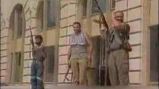 Начало войны в Абхазии. Август 1992 г. Сухуми.