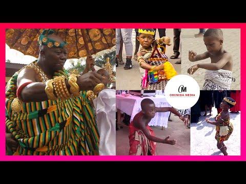 Adowa/Kete Dance Challenge, These Amazing Kids Will Make You Love Ashanti Culture