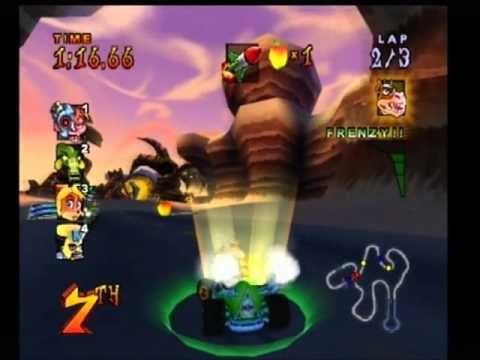 Crash Nitro Kart Out Of Time Team Race PURA Gameplay CNK #7
