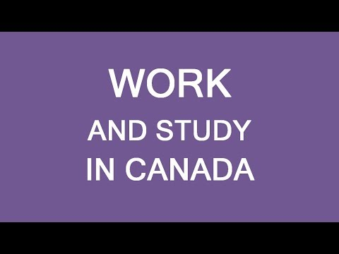 Work And Study Canada. Language Study + Work Experience. LP Group