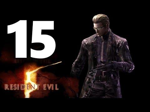 KVALITNÝ SÚBOJ ! - Resident Evil 5 CO-OP / 1080p 60fps / CZ/SK Lets Play / # 15