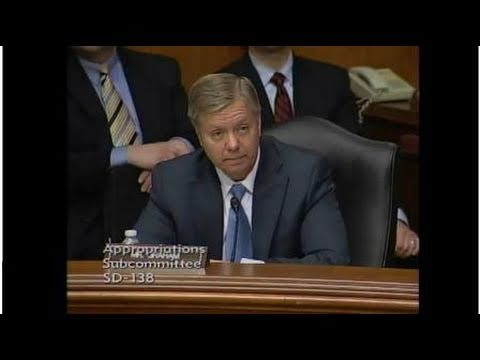 Graham Discusses Nuclear Energy in Committee Hearing