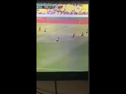 Ghana vs Congo world cup qualification