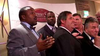 Joe Egan & Tim Witherspoon Argument