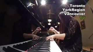 Bella, The Pianist, 20170410