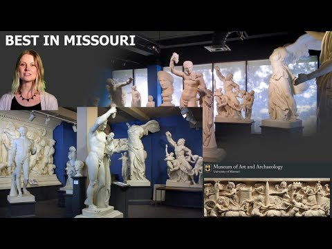 BEST IN MISSOURI: UNIVERSITY OF MISSOURI MUSEUM OF ART AND ARCHAEOLOGY