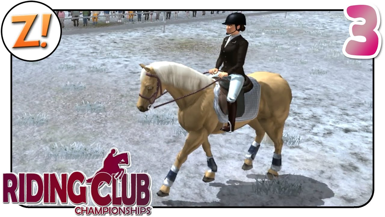Riding Club Championships: Shopping-Tour #3 | Let's Play ...