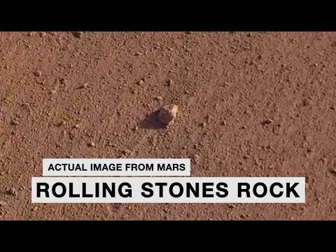 Kerry Collins - THE ROLLING STONES NOW HAVE A SPACE ROCK NAMED AFTER THEM!