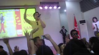 You Always Make My Day by Sam Concepcion at UE Caloocan