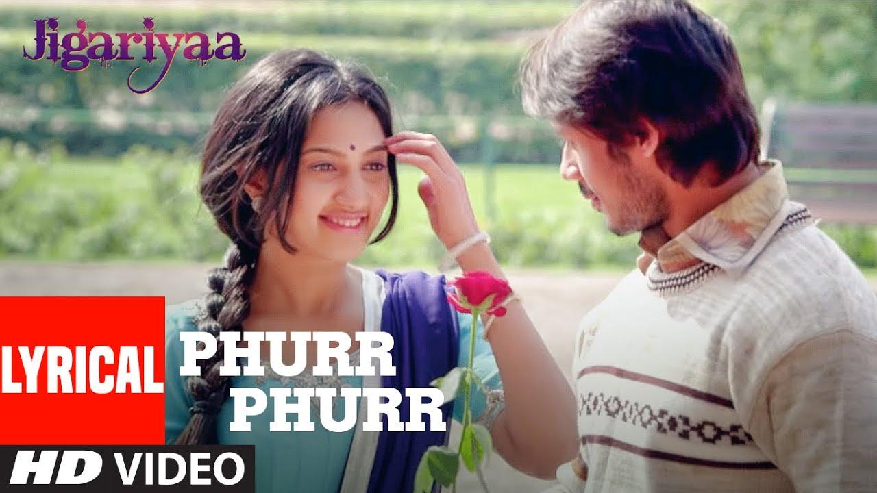 'Phurr Phurr' (Lyrical) | Jigariyaa | Aishwarya Majmudar, Manjira Ganguly, Agnel Roman