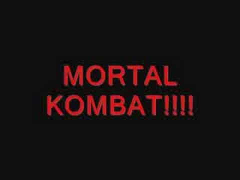 Mortal Kombat Theme Song (Seizure Warning)