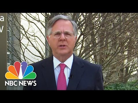 Mueller Report: 'Evidence...Not Sufficient' That Trump Obstructed Justice | NBC News