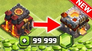 BUYING NEW TOWN HALL 11 (TH11) UPDATE | GEMMING GRAND WARDEN, EAGLE ARTILLERY | CLASH OF CLANS
