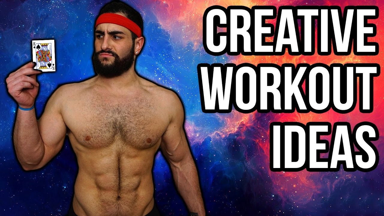 4 Creative No Equipment Home Workout Ideas Body Weight ONLY