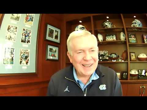 Video: Mack Brown Wednesday Pre-Notre Dame Press Conference