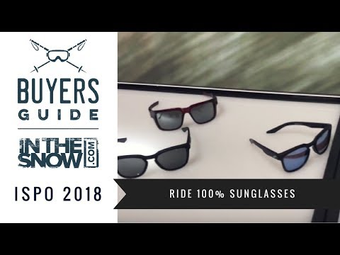 Ride 100% Sunglasses Review