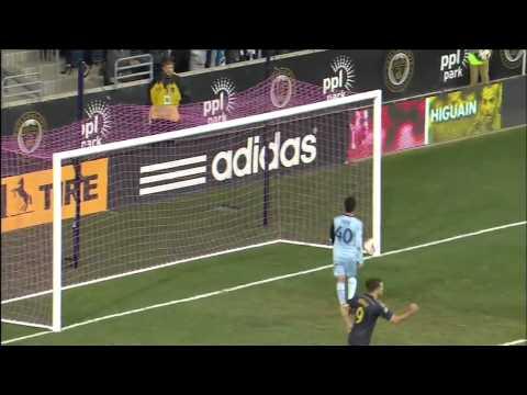 GOAL: Pedro Ribeiro scores after coming on | Philadelphia Union vs. Sporting Kansas City