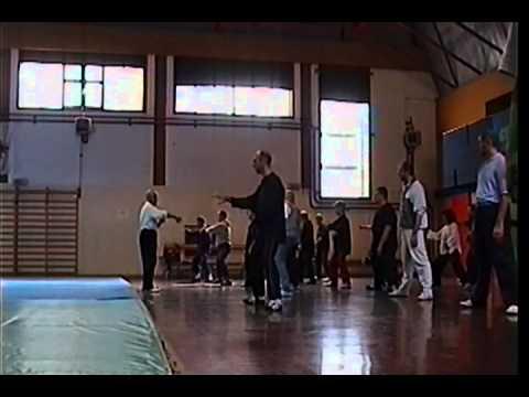 Taiji Quan e Neigong (Lavoro Interno), Maestro Flavio Daniele, Esercizi Fondamentali III