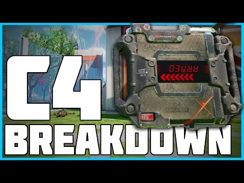 C4 Breakdown! | Is The C4 Good in Black Ops 3?