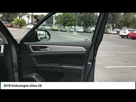 2018 Volkswagen Atlas 2018 Volkswagen Atlas SE FOR SALE in Corona, CA VP3668R