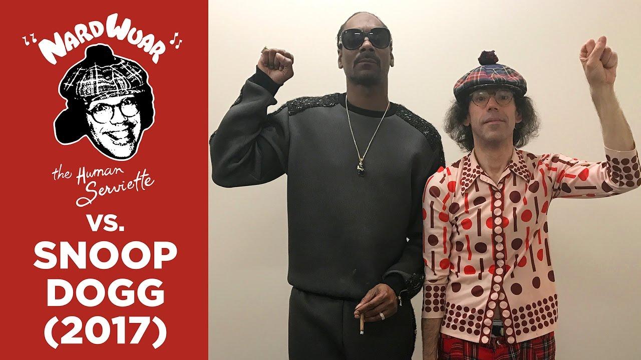 Nardwuar Interviews Snoop Dogg (2017)