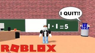SO LONG SCHOOL!! | Roblox Escape School Obby