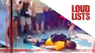 10 Worst Mosh Pits of All Time